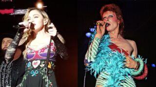 David Bowie : Madonna lui rend un hommage poignant (VIDEO)