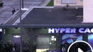 Porte de Vincennes : France 2 diffuse une vidéo du face-à-face entre le Raid et le terroriste