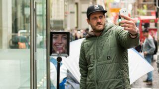 Un robot iPad fait déjà la queue pour obtenir un iPhone 6S !