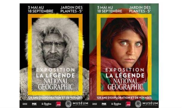 National Geographic s'affiche à Paris
