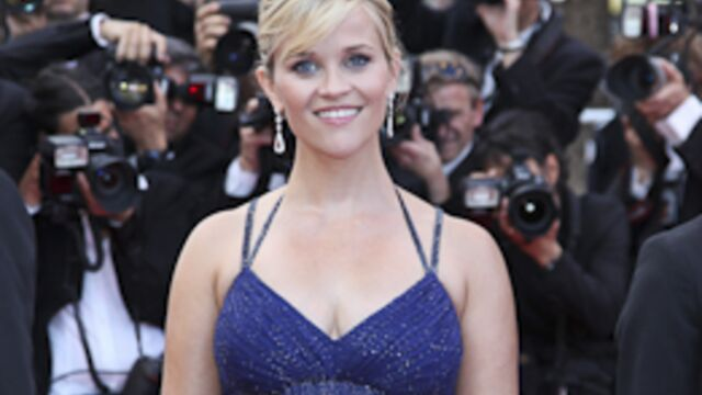 Reese Witherspoon, une future maman sur les marches