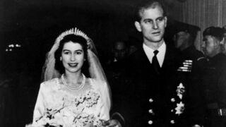 La reine Elisabeth II fête ses 73 ans de mariage ! (28 PHOTOS)