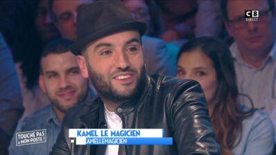 Kamel le Magicien tacle (gentiment) Julien Lepers dans TPMP (VIDEO)