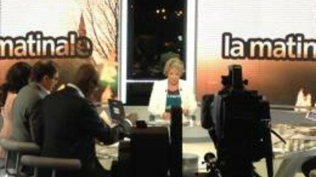 Ariane Massenet a pris en main La Matinale de Canal+