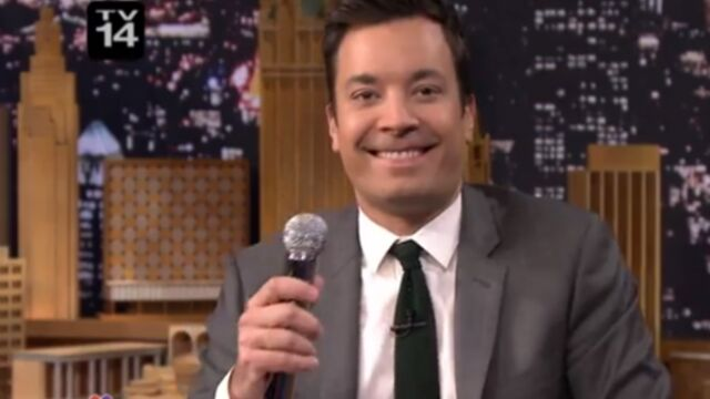 Carnet rose : félicitations à Jimmy Fallon