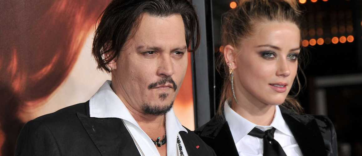 johnny depp et amber heard ont trouv un accord l 39 amiable concernant leur divorce. Black Bedroom Furniture Sets. Home Design Ideas
