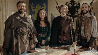Le Trône des Frogz : Baptiste Lecaplain et Dedo reviennent pour une saison 2 toujours plus déjantée (VIDEO)