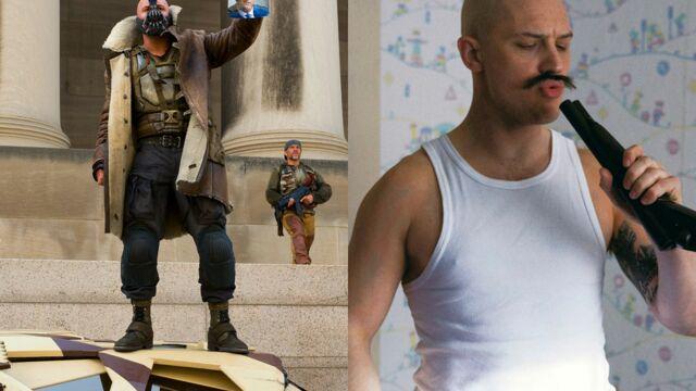 Tom Hardy (The Dark Knight Rises sur TMC) : ses looks les plus marquants au cinéma (14 PHOTOS)