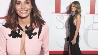Ines Sastre somptueuse, side-boob pour Liz Hurley... Le tapis rouge des ELLE Style Awards à Madrid ! (20 PHOTOS)