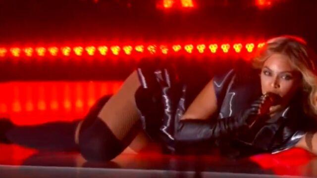 L'incroyable show de Beyoncé au Super Bowl (VIDEO)