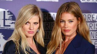 Doutzen Kroes et Lara Stone : nues et entrelacées en couverture de Vogue (PHOTOS)