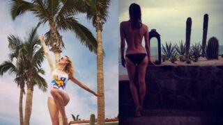Instagram : Diane Kruger topless en vacances, Laury Thilleman sportive (32 PHOTOS)