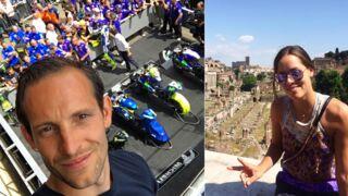 Renaud Lavillenie fait un tour en moto, Ana Ivanovic visite Rome… L'Instagram sportif du week end (23 PHOTOS)