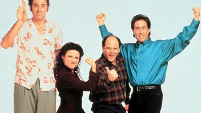 Seinfeld élue meilleure sitcom de tous les temps