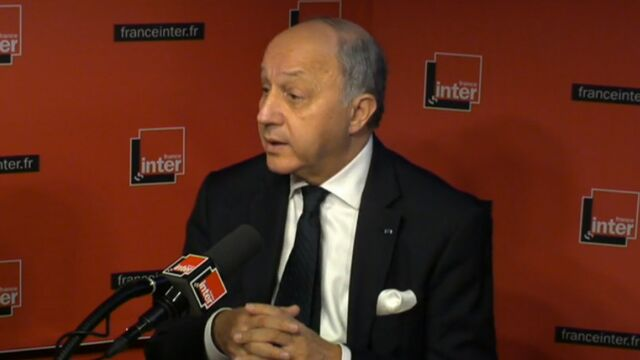 Laurent Fabius tacle la prestation de Lisa Angell à l'Eurovision (VIDEO)