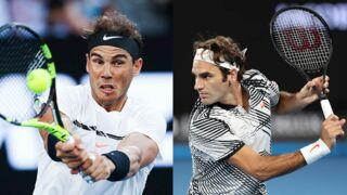 Programme TV Open d'Australie : Nadal/Federer, une finale, deux légendes