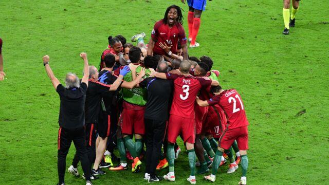 Audiences : La finale de l'Euro 2016 Portugal/France a offert un record historique à M6