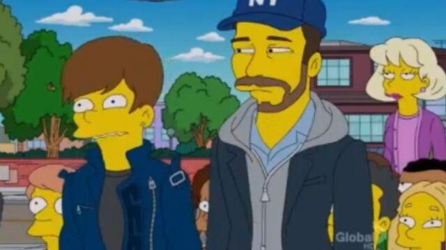Justin Bieber invité des Simpson (VIDÉO)