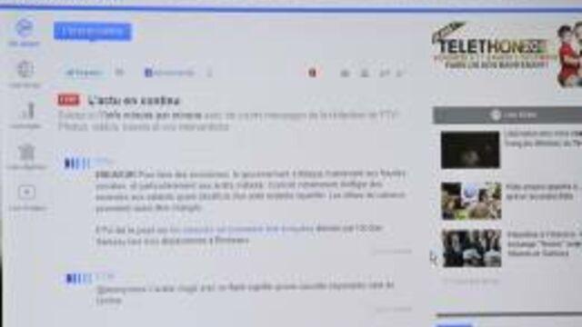 France Télévisions lance un site d'info en temps réel pour tous
