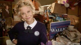Meg Ryan obtient son premier grand rôle dans une série
