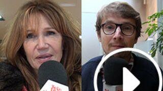 """Clémentine Célarié (Accusé) : """"C'est la moindre des choses, pour moi, d'être engagée"""" (VIDEO)"""