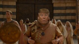 Winter is Trumping : découvrez Donald Trump en méchant de Game of Thrones (VIDEO)