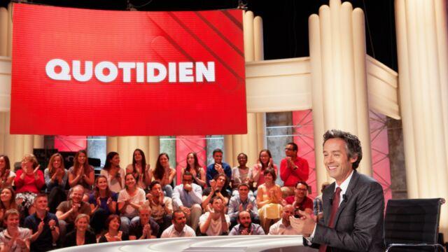 """Quotidien, """"un pari réussi"""" selon Ara Aprikian, directeur des antennes de TF1"""