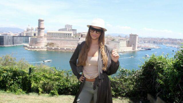 L'été de… Nabilla à Marseille (PHOTOS)