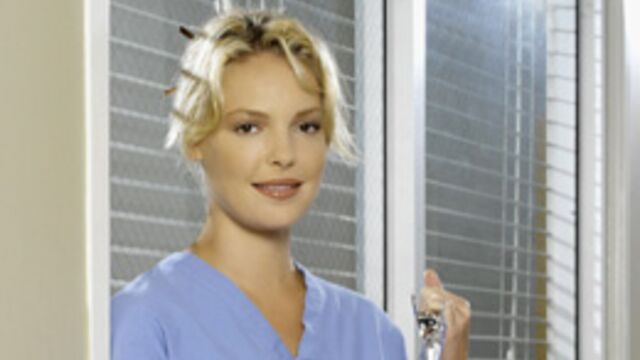 Grey's Anatomy manque à Katherine Heigl