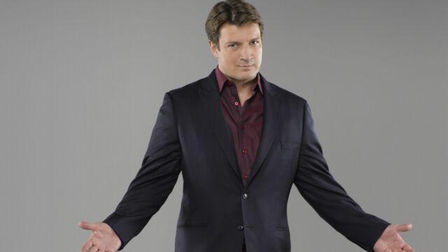 Castle : Nathan Fillion réagit enfin à l'éviction de Stana Katic