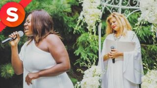 L'info Switch du jour : L'époustouflante performance de Taystee (Orange is the New Black) pour le mariage de stars de ses deux amis