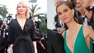 Cannes 2015 : Natalie Portman radieuse pour Sicario, Cate Blanchett sexy en noir (PHOTOS)