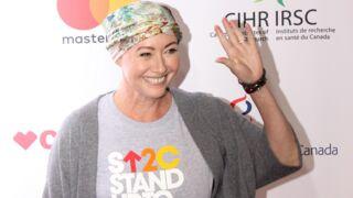 Shannen Doherty donne des nouvelles depuis son lit d'hôpital (PHOTO)