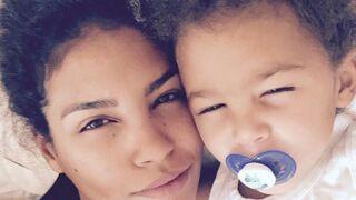 Chloé Mortaud et Matis, son fils de 3 ans : ils se ressemblent comme deux gouttes d'eau (PHOTOS)