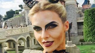 Disneyland : Quand les stars se maquillent pour Halloween