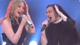 The Voice Italie : Soeur Cristina met le feu au plateau avec... Kylie Minogue (VIDEO)