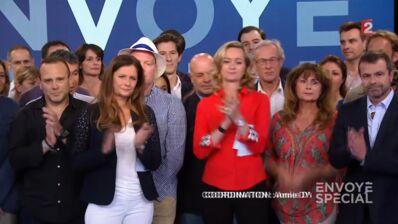 Françoise Joly et Guilaine Chenu en larmes pour leurs adieux à Envoyé Spécial (VIDEO)