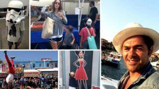 Jamel Debbouze poste des photos de Mélissa Theuriau et ses enfants en vacances