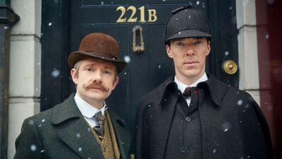 L'Effroyable Mariée : un épisode virtuose de Sherlock en attendant la saison 4 (France 4)