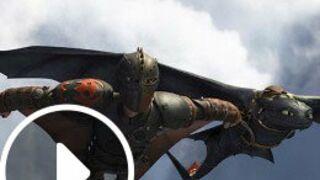 Krokmou, Smaug, Saphira... Le top 5 des dragons au cinéma (Dragons 2)
