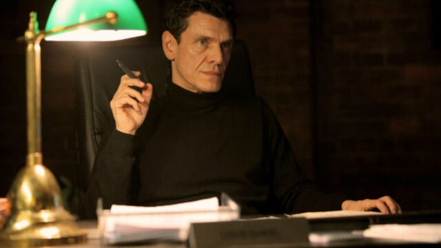 "Marc Lavoine (TF1) : ""Crossing Lines est une série borderline"" (VIDEO)"