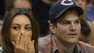 Mila Kunis serait enceinte de son premier enfant avec Ashton Kutcher
