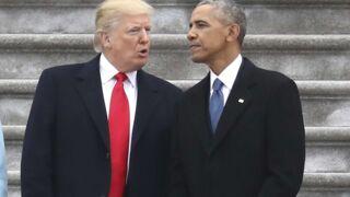 Barack Obama sort du silence et s'oppose au #MuslimBan de Donald Trump