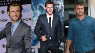 Chris, Luke et Liam Hemsworth (Hunger Games sur D8) : le trio des frères beaux gosses