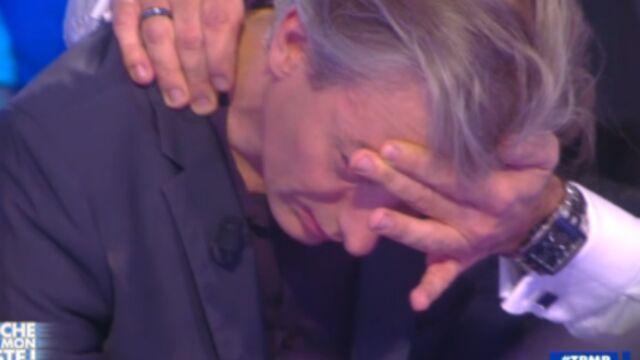 Hypnotisé, Gilles Verdez fond en larmes sur le plateau de Touche pas à mon poste
