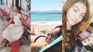 Cannes 2016 : Eva Longoria s'en va, Maude (Les Anges 5 et 6) au top sur la plage, Thylane Blondeau ravissante… Les people sur Instagram (20 PHOTOS)