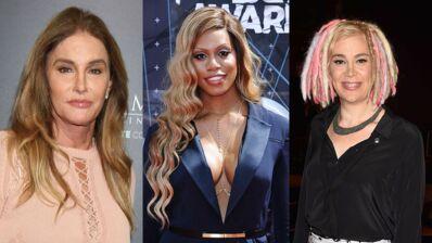 Caitlyn Jenner, les Wachowski, Laverne Cox... Les transgenres les plus célèbres (26 PHOTOS)