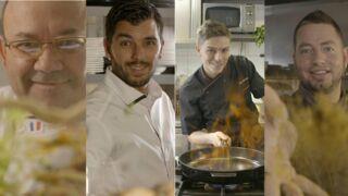L'Amour food (D8) : découvrez les portraits des quatre chefs qui cherchent l'amour !