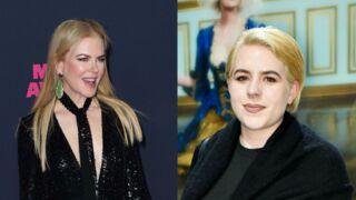Nicole Kidman aurait enfin renoué avec sa fille, elle ne l'avait pas vue depuis plus d'un an !