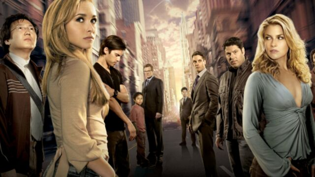 NBC ressuscite la série Heroes